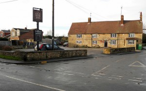 Old New Inn Harbury