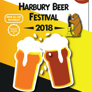 Bella The Horse and Harbury Beer Festival